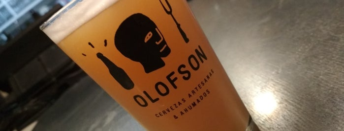 Olofson is one of Pendientes.