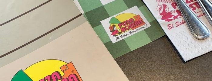 Pizza Nostra is one of Santiago : понравившиеся места.