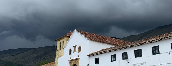 Villa de Leyva is one of สถานที่ที่ Carl ถูกใจ.