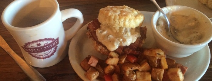 Maple Street Biscuit Company is one of Jacksonville.