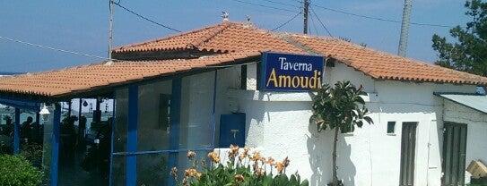 Taverna Amoudi is one of Zakintosz.