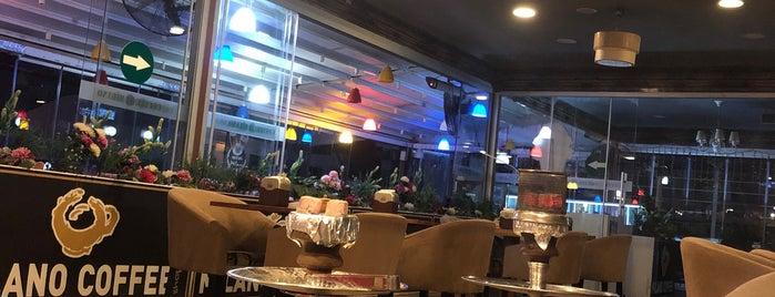 Cafee Milano is one of สถานที่ที่ Bilge Ibrahim ถูกใจ.
