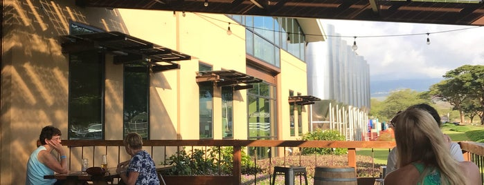 Maui Brewing Company is one of Lieux qui ont plu à Kristen.