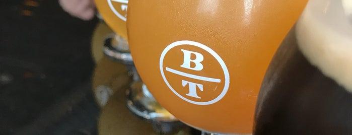 Barrel Theory Beer Company is one of Lugares favoritos de Kristen.