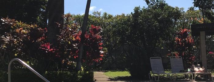 Haleakala Shores is one of Lieux qui ont plu à Kristen.