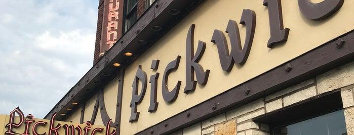 Pickwick Restaurant is one of Lugares favoritos de Kristen.