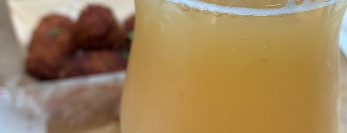 Beer Garden is one of Locais curtidos por Kristen.