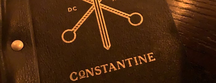 Constantine is one of Minneapolis.