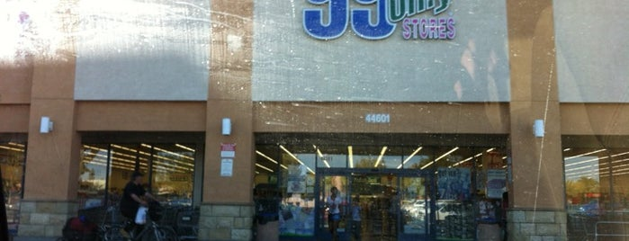 99 Cents Only Stores is one of Lugares favoritos de Ms. Treecey Treece.