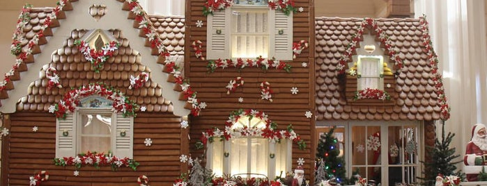 Grand Floridian Gingerbread House is one of My vacation @ FL2.