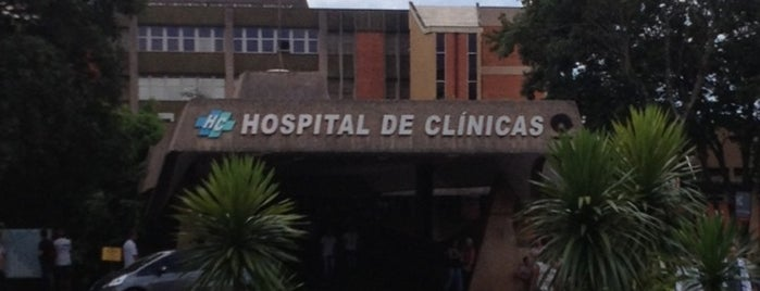 Hospital de Clínicas is one of unicamp.
