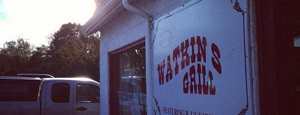 Watkin's Grill is one of Raleigh Favorites II.