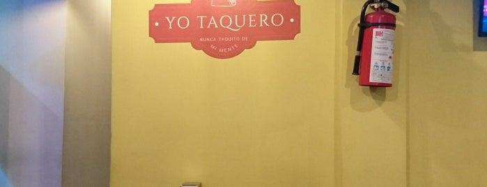 Yo Taquero is one of Tempat yang Disukai aldu.