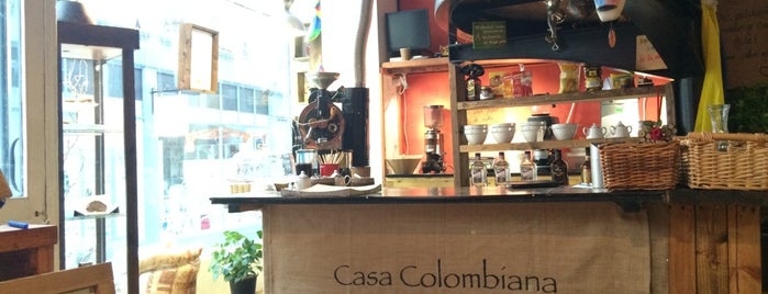 Casa Colombiana is one of Orte, die Rich gefallen.