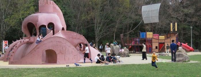 大渕池公園(東) is one of Posti che sono piaciuti a Shinsuke.