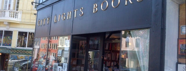 City Lights Bookstore is one of smart Custom Nation San Francisco, CA.