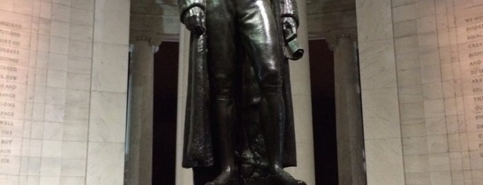 Thomas Jefferson Memorial is one of America Road Trip!.