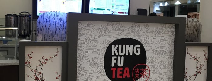 Kung Fu Tea is one of Karen 님이 좋아한 장소.