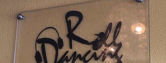 Dancing Roll sushi is one of Lugares guardados de Jennifer.