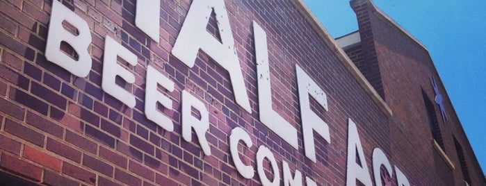 Half Acre Beer Company is one of Beer / Ratebeer's Top 100 Brewers [2019].