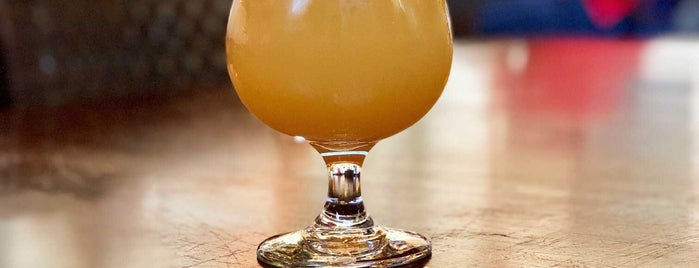 New Park Brewing is one of Orte, die Cole gefallen.