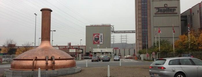 AB InBev is one of Beer / Belgian Breweries (2/2).