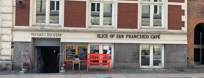 Slice of San Francisco is one of Lugares favoritos de Elena.