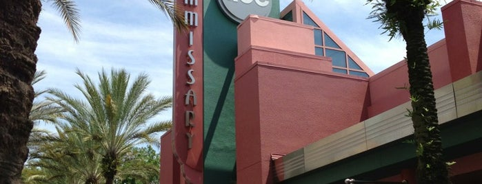 ABC Commissary is one of Disney Dining.