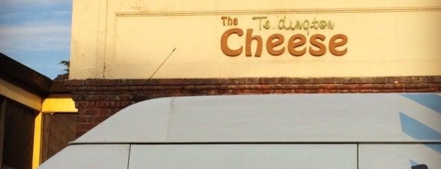 The Teddington Cheese is one of Thunder : понравившиеся места.