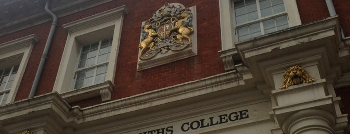 Goldsmiths University of London is one of Stuff to do in London.