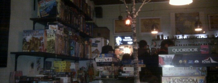 K Fée des Jeux is one of Board Game Cafes.