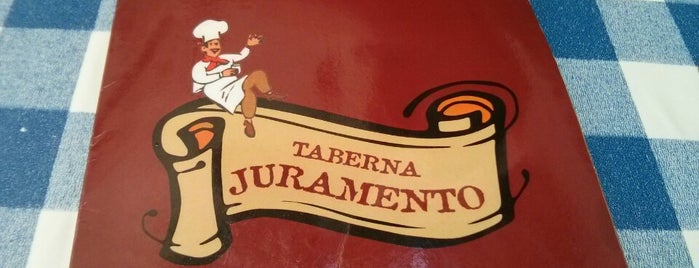 Taberna Juramento is one of Donde comer y tapear en Córdoba.