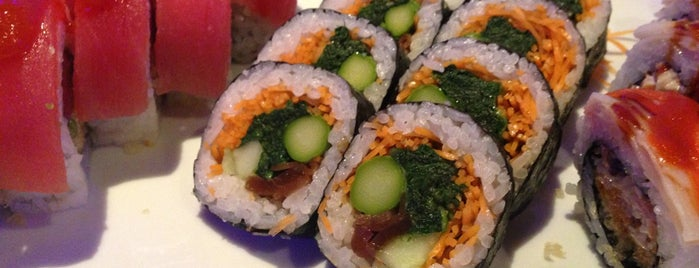 Sushi Rock is one of Best Restaurants on Las Olas Boulevard.