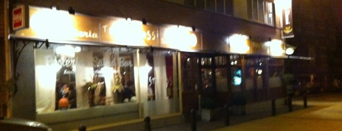 Testa Rossi is one of Belgium - Resto.