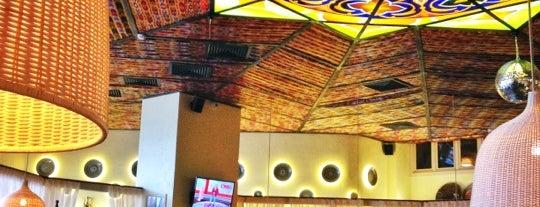 Бахор is one of Club, restaurant, cafe, pizzeria, bar, pub, sushi.