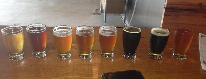 St. Boniface Craft Brewing Company is one of Eastern PA Beer Stops.