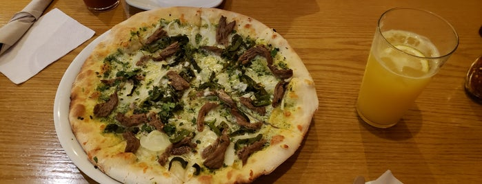 California Pizza Kitchen is one of must comer.