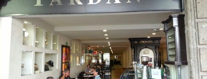 Tardan café is one of Mexico.
