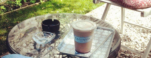 Casinha Boutique Café is one of Leahさんのお気に入りスポット.