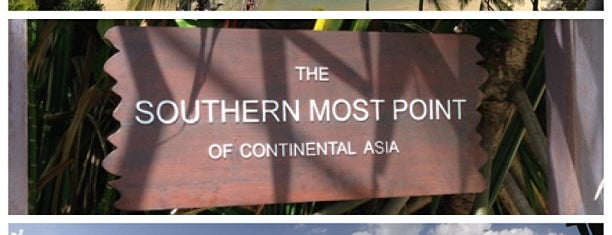 Southern Most Point Of Continental Asia is one of Singapore 2019.