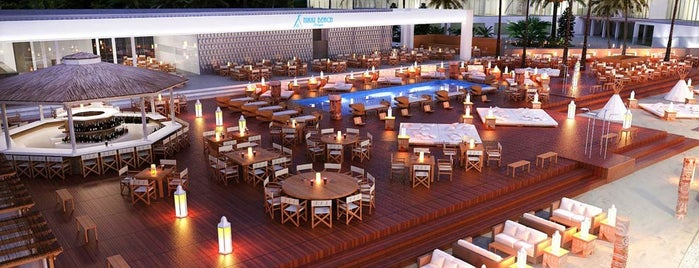 Nikki Beach Ibiza is one of Spain Luxury, Cool & Chic.