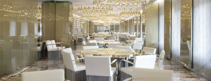 Dolce & Gabbana Gold Restaurant is one of Best of the World.
