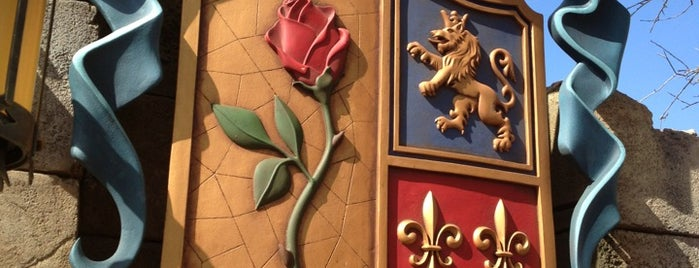 Be Our Guest Restaurant is one of Walt Disney World.