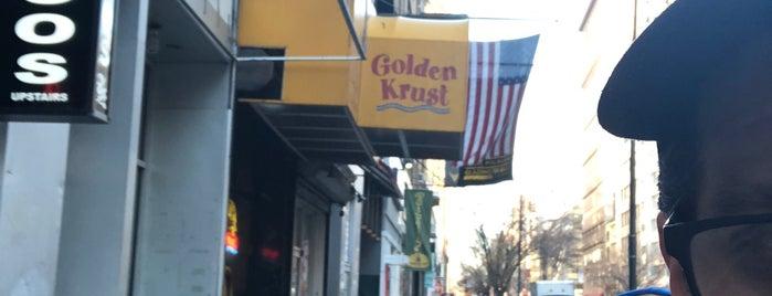 Golden Krust Caribbean Restaurant is one of Asim'in Beğendiği Mekanlar.