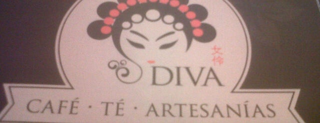 Diva is one of Merendar.