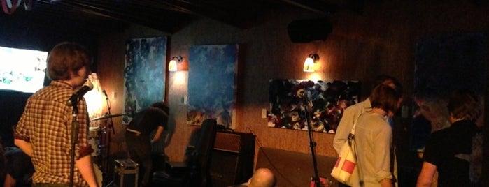 J Black's Feel Good Lounge is one of BEAR LANGUAGE SXSW + SPRING TOUR 2013.