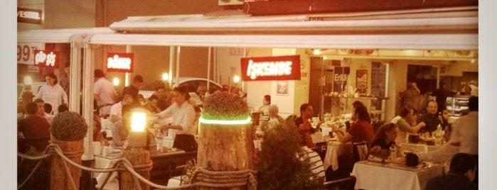 Ziyabey Sofrası is one of Cafe-restorant-bistro.