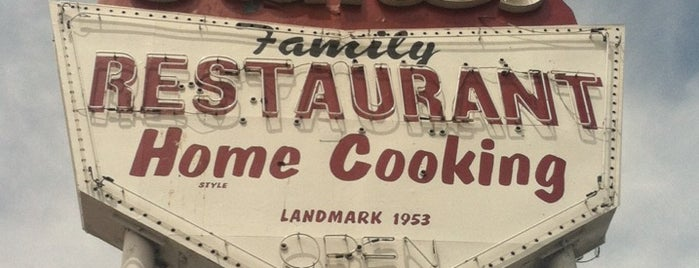 James Restaurant is one of Oldest Los Angeles Restaurants Part 1.