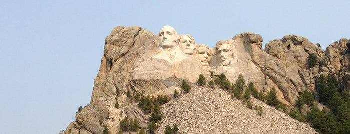 Mount Rushmore National Memorial is one of World Heritage Sites List.