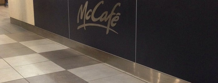 McDonald's is one of Christopher's Liked Places.